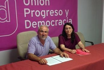 Hernando Martínez se presenta a las primarias de UPyD al Ayuntamiento de Albacete