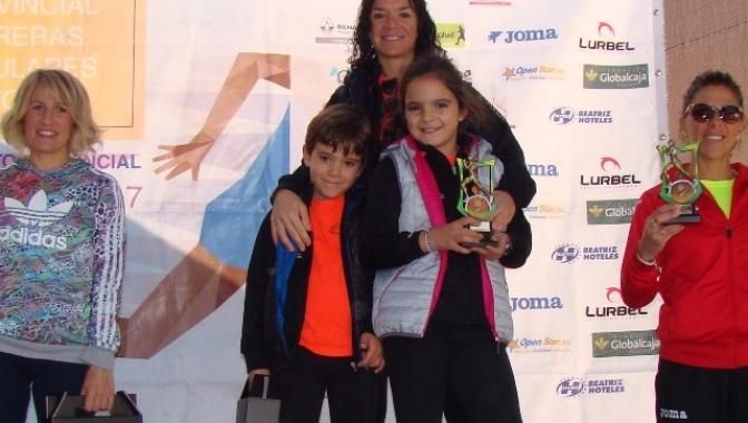 Laura Villar ganó en Ossa de Montiel y se aseguró el título de campeona del Circuito Provincial de la Diputación de Albacete