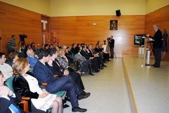 El Consejo Social de la Universidad de C-LM entrega los 'Reconocidos 2013'