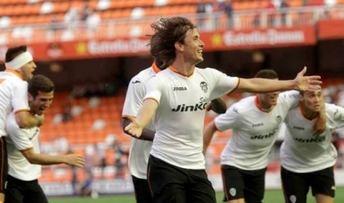 Juan C. Picurelli (Foto Valencia CF)