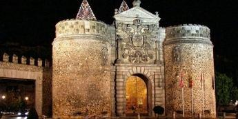 Puerta de Bisagra de Toledo narrará con imágenes y sonido los 'sueños' de una niña