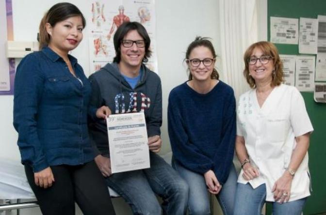 Médicos residentes de Guadalajara, premiados por un trabajo sobre el uso de psicofármacos en nonagenarios