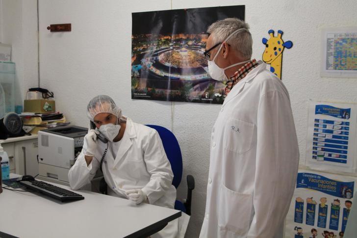 La Atención Primaria de Albacete se prepara para la normalización de la actividad sanitaria