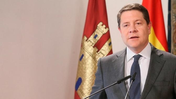 García-Page aboga por que la Constitución blinde los aspectos sociales
