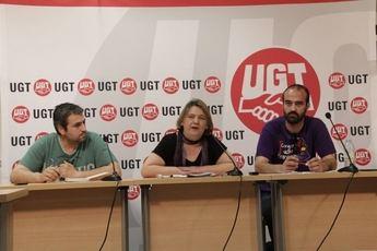 UGT y STAS dicen que la resolución del TSJCM es 'un punto y aparte' y que seguirán luchando para readmitir a interinos