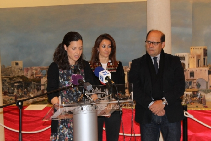 El Belén de Diputación de Albacete abre la Ruta Provincial de Belenes