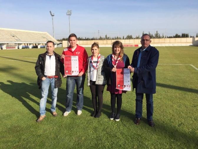 El Albacete Balompié, la Federación de Peñas y el grupo de scouts Gilwell organizan campaña de recogida de alimentos y juguetes