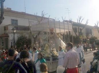 Las procesiones del Vía Crucis y Santo Entierro marcan las celebraciones en Albacete