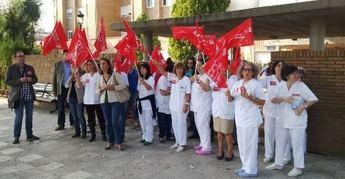 El lunes inician la huelga las trabajadoras de Limpiezas Raspeig de la Residencia del Paseo de la Cuba que llevan meses sin cobrar