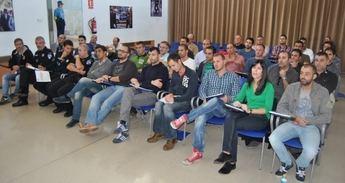 Termina en Albacete  el curso de instrucción de atestados de tráfico para los policías