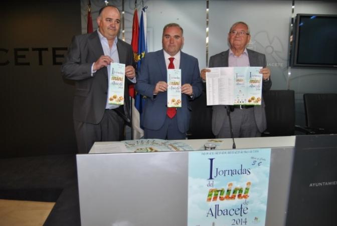 Del 8 al 11, del 15 al 18 y del 22 al 25 de mayo se celebran las Jornadas del 'Mini' de Albacete