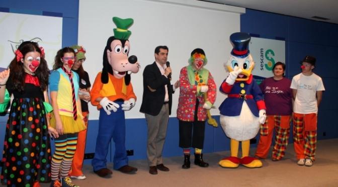 Fiesta de Navidad organizada por el Equipo de Atención Educativa Hospitalaria y Domiciliaria (EAEHD) de Albacete