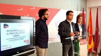 Belinchón (PSOE) presenta un programa electoral con 374 medidas 'para un Albacete con futuro y esperanza'