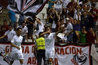 El Albacete, con buen fútbol y ocasiones, gana con un gol de Chumbi (1-0) y elimina al Zaragoza
