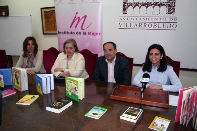 Presentado en Villarrobledo el proyecto 'Mochila Viajera', destinado a acercar a los niños y niñas a la lectura