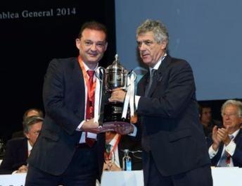 Juan C. Picurelli (Foto RFEF)
