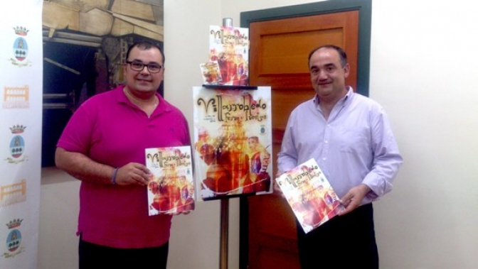 Presentado el libro y la programación de las fiestas de Villarrobledo que se celebran en honor a la Virgen de la Caridad