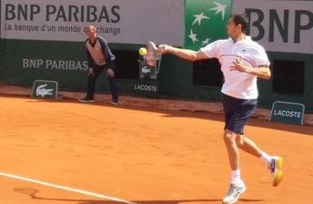 Guillermo García-López llega en Roland Garros por primera vez en su carrera a octavos de final de un Gran Slam