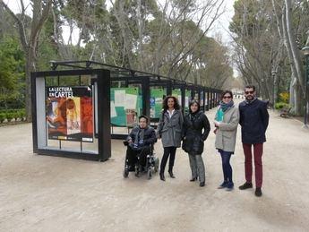 Albacete acoge la exposición' La lectura en cartel' hasta el día 9 de mayo