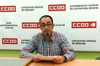 Más de 13.000 empleos destruidos en Albacete desde la llegada de Cospedal, según CCOO