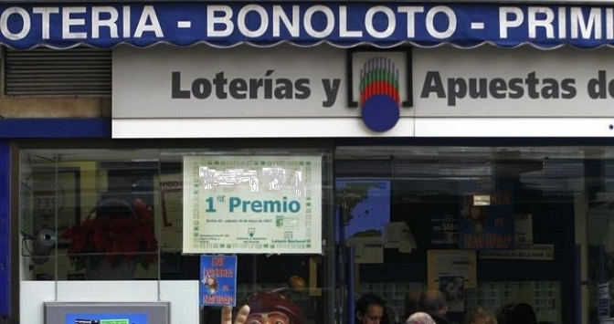 El primer premio cae también en Albacete, en el número 13.437, vendido en Alcalde Conangla