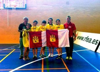 El CEIP Virrey Morcillo participó en el Campeonato de España 'Jugando al Atletismo'