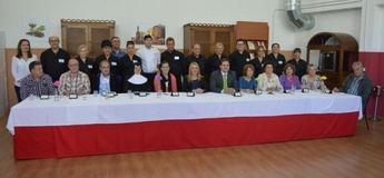 La Escuela de Hostelería de Almansa recibe el apoyo de diversos colectivos para los alumnos de su primera promoción