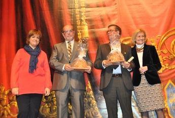 La Gala de la Discapacidad reconoce el trabajo del presidente de AFANION y del Centro de Atención Integral a Personas sin hogar de Albacete