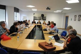 Expertos intercambian en Cuenca experiencias de trabajo en el ámbito del derecho laboral y social