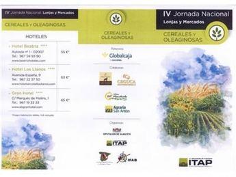 Albacete acoge las Jornadas de Lonjas Sectoriales Nacionales de Cereales y Ovino el próximo