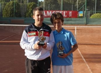 Sergio Monte, del CT Albacete, gana el Trofeo Regional Alevín de la Federación