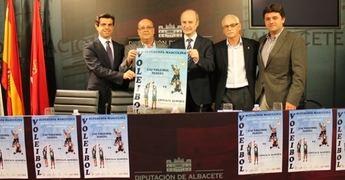 El Pabellón del Parque de Albacete será el escenario del primer título de la temporada en la división de honor del voleibol masculino