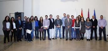 Cervezas Llanura se lleva el premio 'Empresa joven innovadora 2014' de La Roda