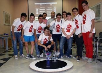Institutos de Toledo y Ciudad Real disputarán la final de la IV Competición de Robótica de la UCLM