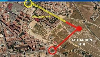 El Ayuntamiento de Albacete ampliará la circunvalación para conectarla con el Paseo de la Cuba