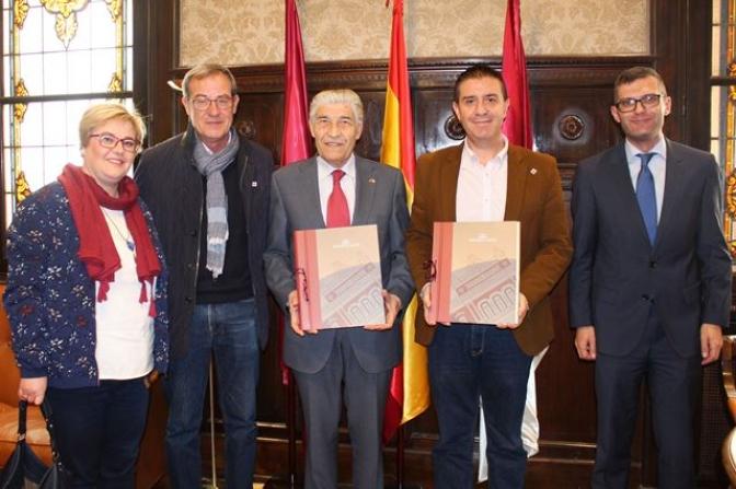 La Diputación de Albacete firma un convenio de colaboración con 'Plena Inclusión' para ayudar a familias
