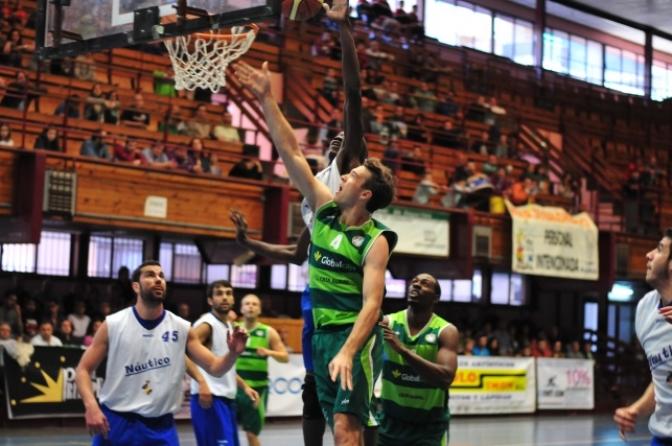 El Albacete Basket no pudo con el Náutico pese a realizar un gran partido