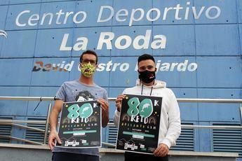 La Roda celebra el próximo sábado el Reto 80K contra la ELA