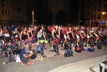 Gran Éxito del I Máster Nocturna de Ciclo Indoor Ciudad de Albacete