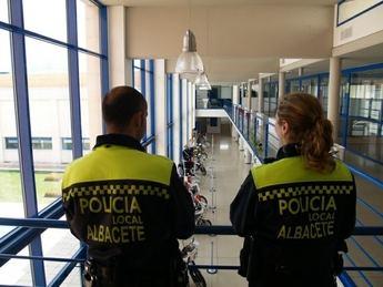 Dispositivo especial de la Policía Local por la Semana Santa