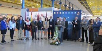 Arranca Comercia, con 60 expositores, es la X edición de la Feria del Stock de Albacete