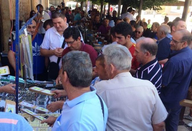 La fiesta sigue en El Bonillo, en una Feria participativa y con mucha gente