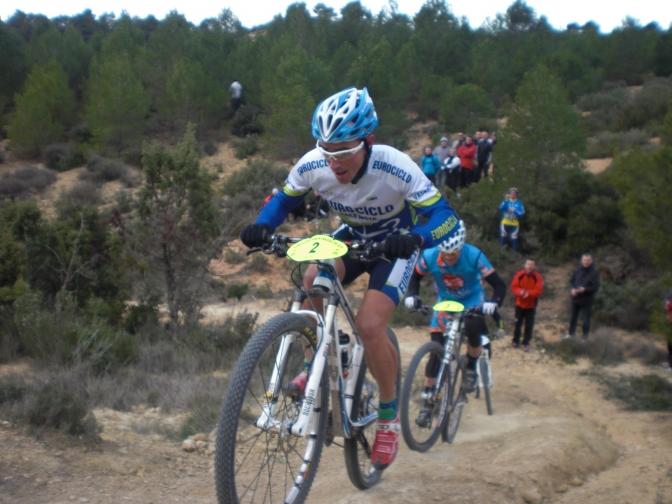 El Circuito Provincial de BTT llega a la localidad serrana de Riópar con casi 350 inscritos