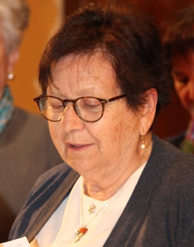 Caridad Serrano