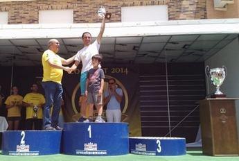 Santiago Madrona y Alicia Campos se impusieron en la Copa BTT-Desafío Albacete (y galería de fotos)