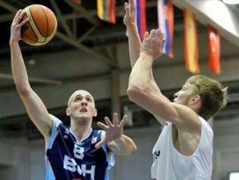 Sandro Gacic, un base de 18 años, nuevo fichaje del Albacete Basket