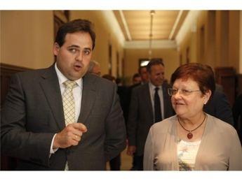 Las Diputaciones de Alicante y Albacete hacen balance del convenio para mejorar los organismos autónomos de gestión tributaria