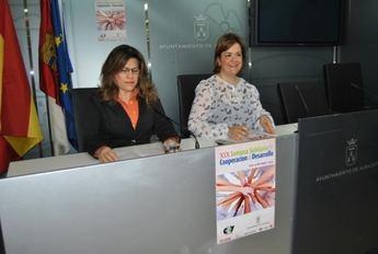 Eva Navarro presenta la XIX Edición de la Semana Solidaria de Cooperación al Desarrollo