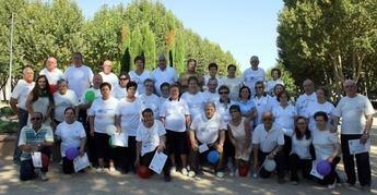 Comienzan las inscripciones para los cursos de verano 'Gimnasia Saludable' para mayores de La Roda
