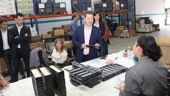 """Page (PSOE): """"Hay gente que piensa que todos los caminos conducen a que se vaya Cospedal y no es así'"""